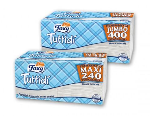 Tuttidi Maxi και Jumbo